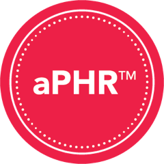 aPHR Certification Logo